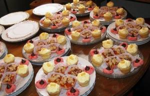 plated treats