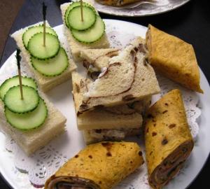 Tea sandwiches in Plymouth MI